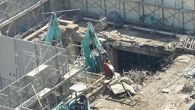 建物・プラントの解体